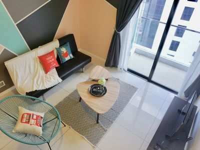 Photo for 1 bedroom KLCC KL Tower View (2-4pax)