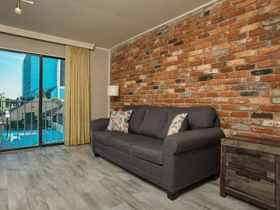 Photo for RENOVATED Ocean View Suite with Private Balcony | Access to Tiki Area