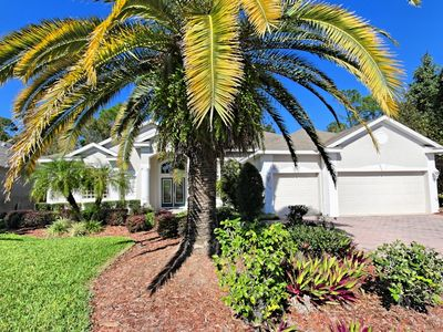 Photo for FREE POOL HEAT: 4 Bedroom Home in Gated Golf Community with Pool and Spa