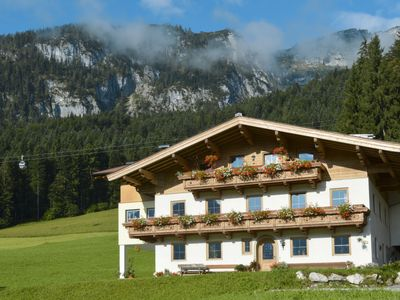 Photo for Apartment Nachbarbauer (LFE120) in Lofer - 10 persons, 4 bedrooms