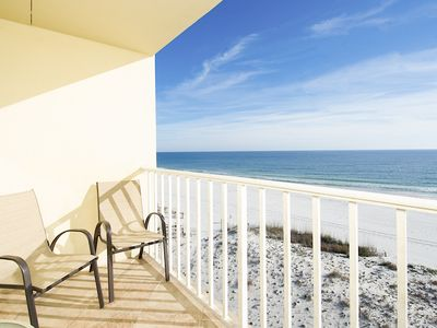 Photo for Stunning Oceanfront Views! Lovely 3BR Condo w/ Pool & Private Beach Access