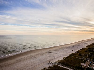 Photo for WaterPointe I in Windy Hill - Beautiful Views Luxury 1BR PentHouse Condo
