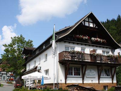 Photo for Boutique Apartment in Titmaringhausen with Balcony