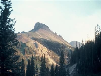 mountains of Co