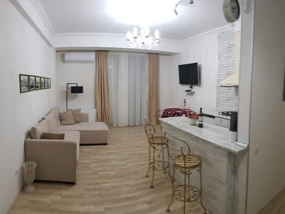 Photo for welcome my sweet apartment, apartment localed in old tbilisi .i love me guest :)