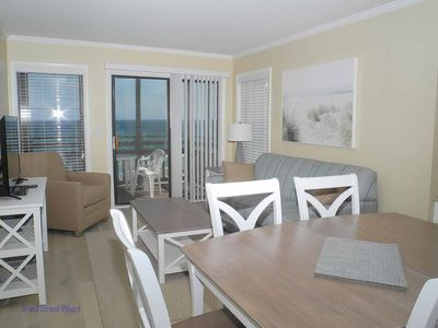 Tilghman Beach and Racquet Club Unit: 321! Oceanfront 3 Bedroom Condo. Book now for best rates!