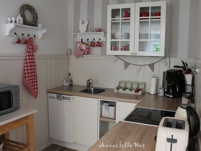 Photo for Cozy apartment - holiday in Shabby style