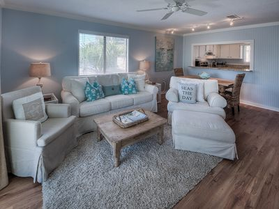 Photo for Newly Remodeled Grayton Condo Steps Away From The Beach!