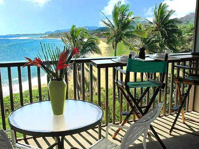 Photo for 25% OFF!! 1 Bd Oceanfront Condo On Wailua Bay