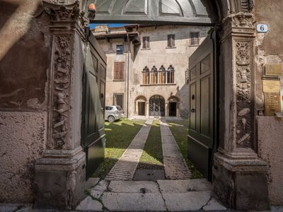 Photo for Bright Apartments Verona - Cattaneo Historical