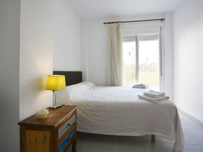 Photo for Apartamentos Plaza, one bedroom penthouse with terrace