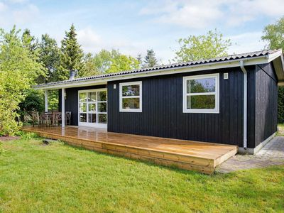 Photo for Spacious Holiday home in Ebeltoft with Garden