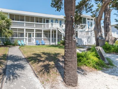 Photo for Two units in one, STEPS to the South Beach and Back River, perfect for large gatherings