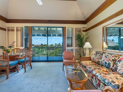 Photo for Poipu Sun+Fun! Kitchen, Lanai, Ceiling Fans, Flat Screen, DVD, WiFi–Kiahuna 2332