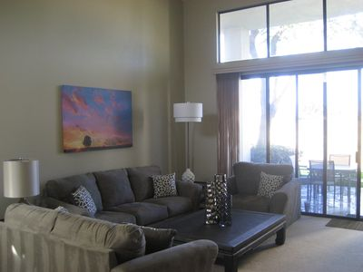 Photo for 5 Star PGA West Condo Stadium 11th Tee Box available for Coachella / Stagecoach