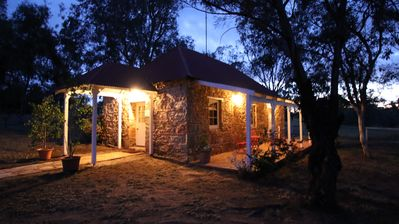 Photo for Dempster cottage is a stone cottage built 1840 located between Northam /Toodyay.