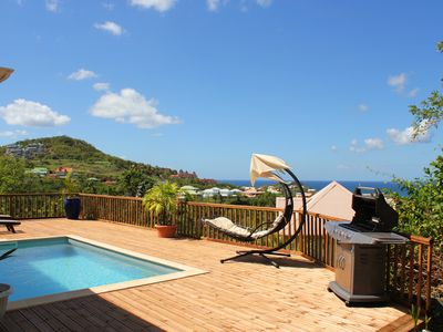 Photo for Villa with seaview and swimming pool (MQTI09)