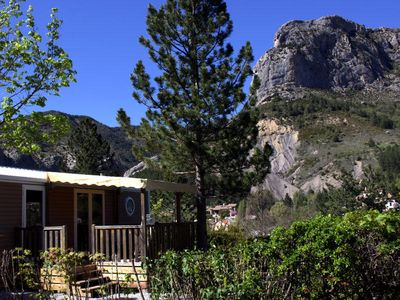 Photo for Camping Princes of Orange **** - Comfort Cottage 3 rooms 4 persons