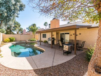 Photo for Modern Vacation home in charming Kierland Scottsdale location! Great Rates!