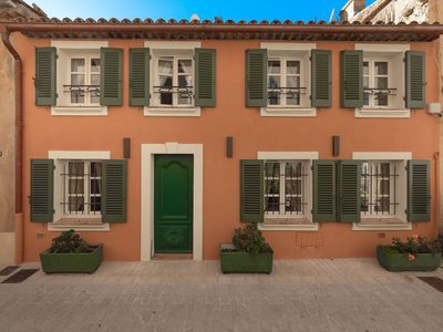 Photo for House, street Bouchonniers in the heart of Saint-Tropez