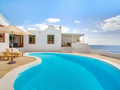 Photo for Spectacular Villa el Pescador with Wi-Fi, Terraces and Pool