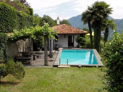 Photo for Holiday house Vico Morcote for 8 persons with 4 bedrooms - Holiday house