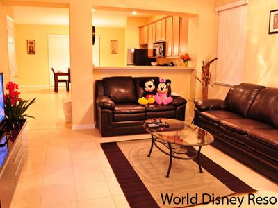 Photo for Near Disney World - Paradise Cay - Amazing Spacious 3 Beds 3 Baths Townhome - 4 Miles To Disney
