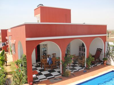 Photo for Senegal -Toubab Dialao - Great comfort - sea view - 20 minutes from the airport -
