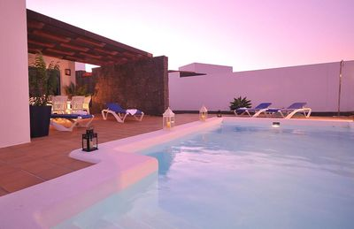 Photo for Holiday house Playa Blanca for 2 - 6 persons with 3 bedrooms - Villa