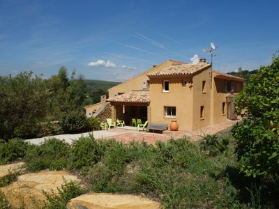 Photo for Vacation home Bastide Vieille Sud in Saint Cyr sur mer Les Lecques - 6 persons, 4 bedrooms