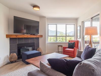 Photo for Trendy Condo in the ❤️of Whistler Village | The Perfect Location for Exploring Whistler!