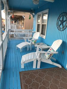 Photo for Let's Get Nauti - 3Bdrm/2Bath- adorable beach house across street from beach.