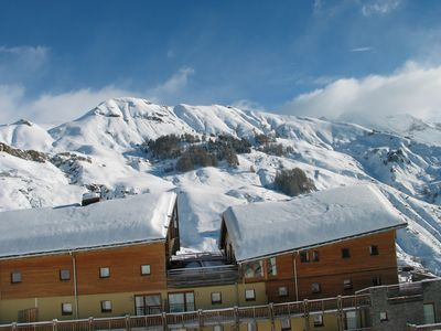 Photo for Rental apartment 6 pers 2 * fully equipped with parking 150 m from the slopes