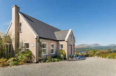 Photo for Lovingly cared for home with stunning views over Kenmare Bay