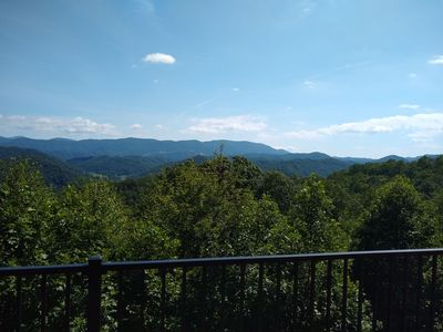 Photo for Valle View- 4bd/4.5ba Woodburning Fireplace - Amazing Mountain Views- Hot Tub