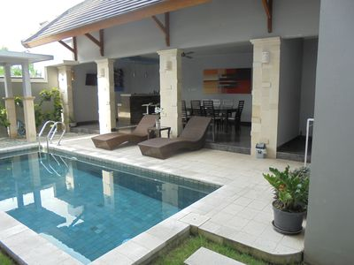 Modern 4 Bedroom 4 Bathroom villa pool