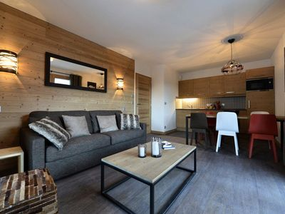 Photo for MMV Club Residence Le Coeur des Loges **** - 3 Rooms 6 People Family