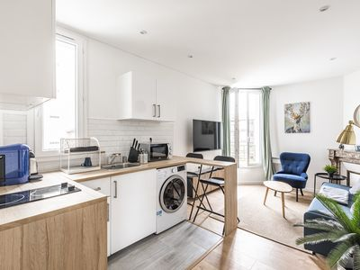 Photo for Safe Haven in the heart of Courbevoie - Mobility lease