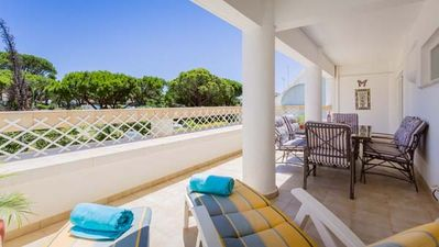 Photo for 2BR Apartment Vacation Rental in Almancil, Central Algarve