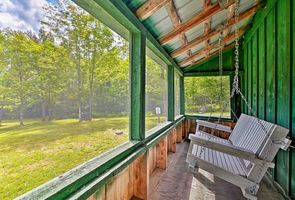 Photo for 1BR Cabin Vacation Rental in Granby, Vermont