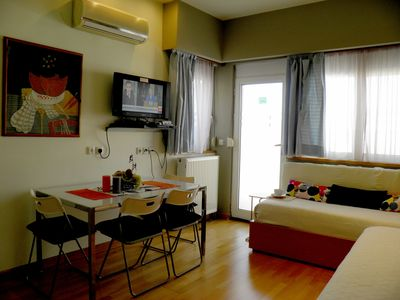 Photo for Elegant apartment in the best area of Athens: Kolonaki-Syntagma sq