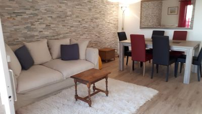 Photo for 3 bedroom / 5 pers apartment with pool in Vence center, near Nice, France