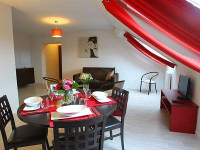 Photo for Apartment Vacation Rental in Dinan