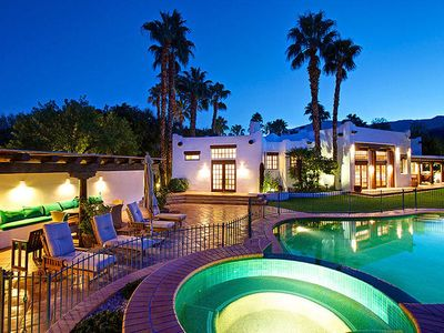 Photo for Casa Cariba House PLUS Casita - Gorgeous La Quinta Hideaway!