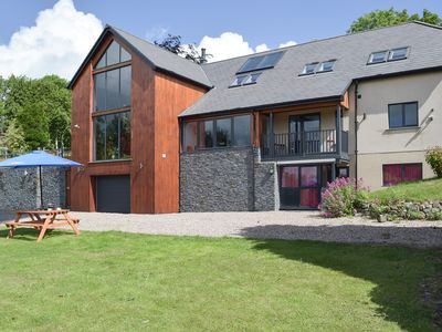 Photo for 5 bedroom accommodation in Llechryd, near Cardigan