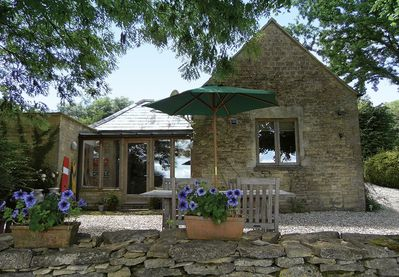 The Little House is a detached property with its own garden.