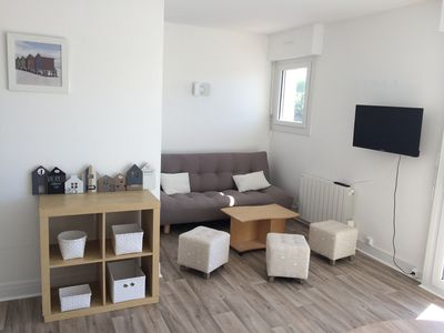 Photo for 2BR Apartment Vacation Rental in Cucq, Hautes-De-France