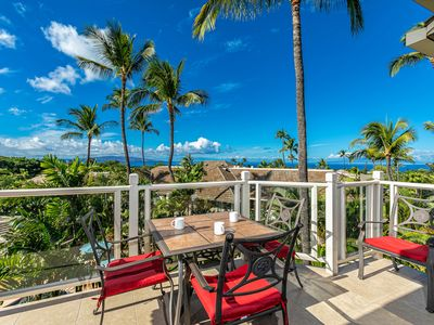 Photo for Grand Champions #48: Stunning 180 Degree Ocean Views. Top Floor Paradise Home