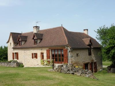 Photo for Gite Saint-Bressou, 5 bedrooms, 12 persons