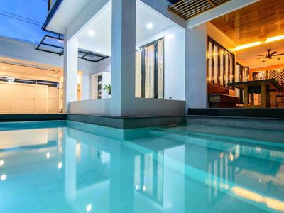Photo for Pattaya Pool Villa w/ Sauna | Exquisite Pool Villa B